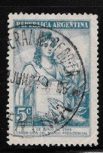 Argentina Used [3278]