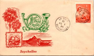 Seychelles, Worldwide First Day Cover