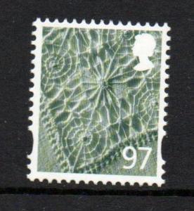 Great Britain Northern Ireland 40 2014 97p linen stamp mint NH