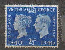 GB George VI  SG 483 Used
