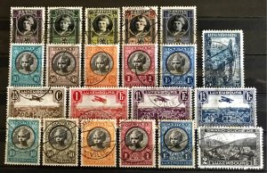 Luxembourg: Lot Older Sets and Stamps