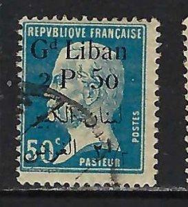 LEBANON 43 VFU S836