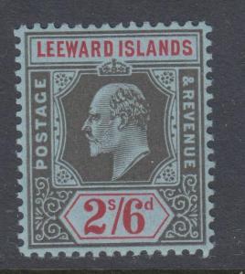 LEEWARD ISLANDS 39 MINT  HINGED OG *  NO FAULTS EXTRA FINE !