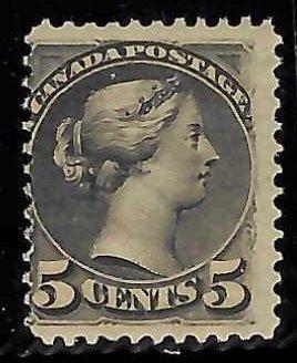 Canada #42 Mint F-VF NH  C$570.00