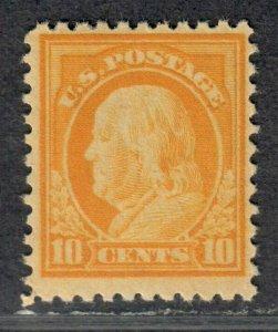 $US Sc#510 M/NH/F-VF, cv. $34