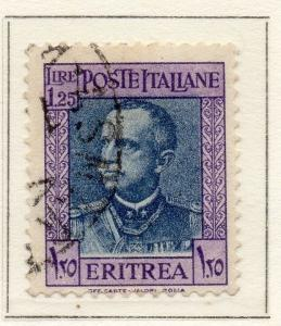 Eritrea 1931 Early Issue Fine Used 1.25L. 188095