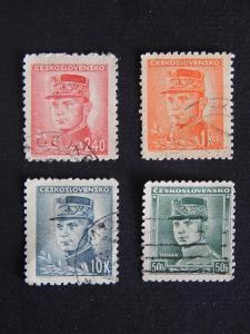 Czechoslovakia, (13-72R)