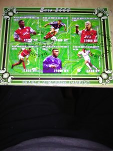 2001 European Football Championship, Belgium and The Netherlands (2000)