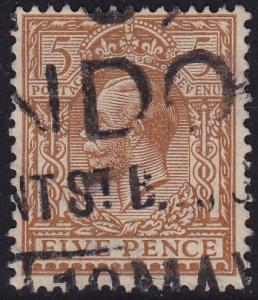 GB - 1924 - Scott #194 - used