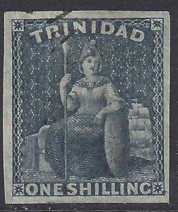 Trinidad 1859 SC 17 Used NG SCV$ 425.00