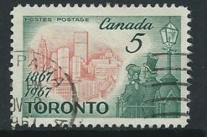 Canada SG 617 Used