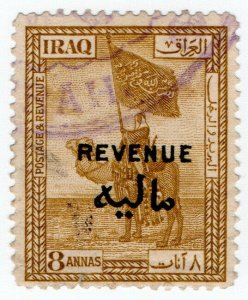 (I.B) Iraq Revenue : British Occupation 8a