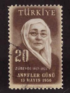TURKEY Scott 1206 Used