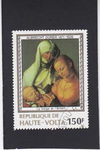 Burkina Faso #482 used