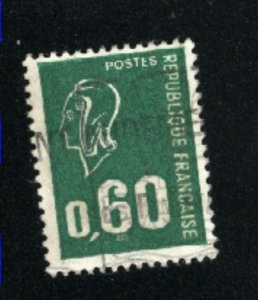 France #1292a   -2 used VF 1971-74  PD