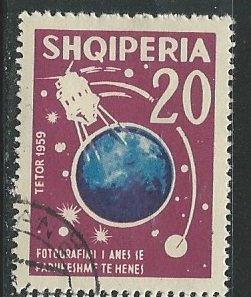 Albania    Scott # 624 - Used