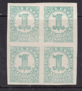 SPAIN^^^OLDER   MNH   BLOCK of 4  $$@ lar5214spa