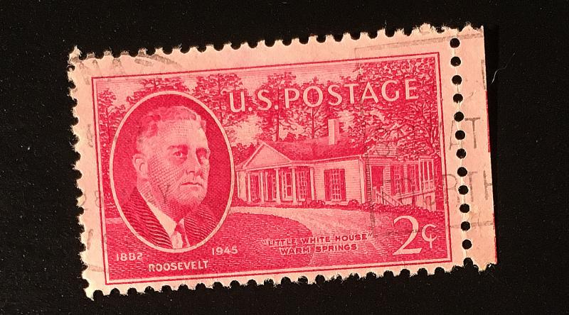 FDR #931, circulated single VF, NH, Vic's Stamp Stash