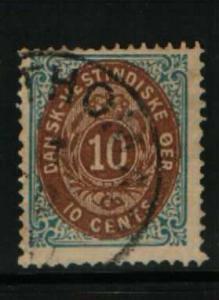 DWI 1876 Scott 10a u fvf scv $40.00 Less 50%= BIN $20.00