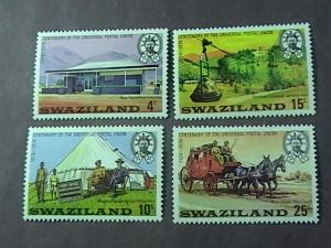 SWAZILAND # 214-217-MINT NEVER/HINGED----COMPLETE SET----1974