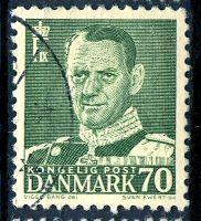 Denmark 1950: Sc. # 326: O/Used Single Stamp
