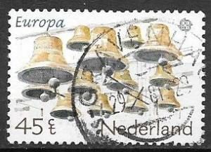 Netherlands 1981 Europa 45c, used, Scott #613