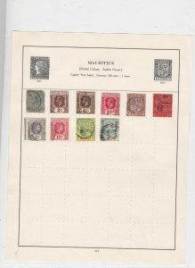 Mauritius Stamps Ref 14545