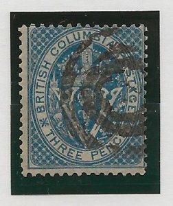 Canada - British Columbia 7 Used