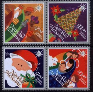 MEXICO 2915a-2916a, 2014 Christmas Season. MINT, NH. VF.