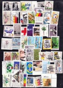 Germany commemorative mix 1980s-90s #2