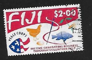 Fiji Scott #683 USED
