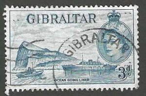 Gibraltar 137  Used