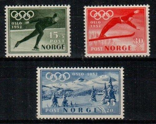 Norway Scott B50-2 Mint NH (Catalog Value $21.25)