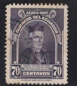 Ecuador Scott C166 Used stamp
