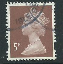 Great Britain - QE II Machin SG Y1670