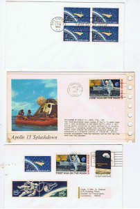 USA  MERCURY & APOLLO  COVERS