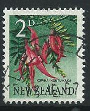 New Zealand SG 783 FU