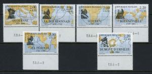 France B593-B598 Mint (NH) Complete Set