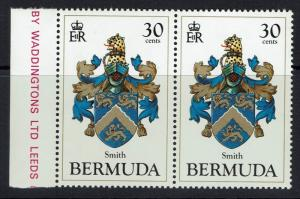 Bahamas - SG# 483w Pair Mint Never Hinged - Inverted Wmk - Lot 061216
