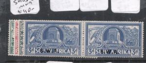 South West Africa SG 105-8 MOG (3dlj)