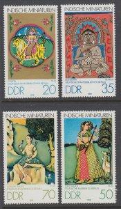 Germany DDR 2005-2008 MNH VF
