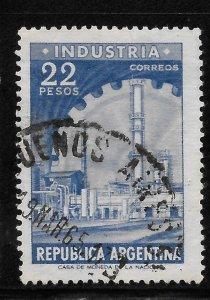 Argentina Used [3282]