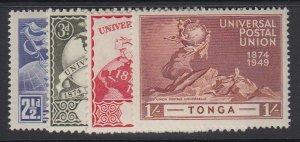 TONGA, Scott 87-90, MHR