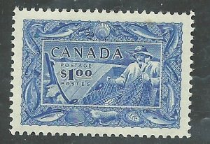 Canada #302   Mint NH VF  PD