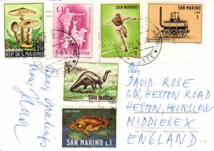 San Marino 1L Medieval Knightly Games, 1L 1964 Olympic Games, 1L Murray-Blenk...