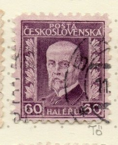 Czechoslovakia 1926-27 Issue Fine Used 60h. NW-148581