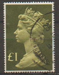 Great Britain SG 1026 Used