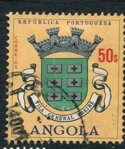 Angola #488 Used  - Make Me A Reasonable Offer
