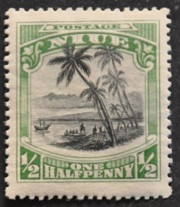 DYNAMITE Stamps: Niue Scott #35 – MINT hr