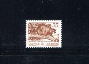 Colombia 963 MNH Wild Animals Mapache 1988. x23713